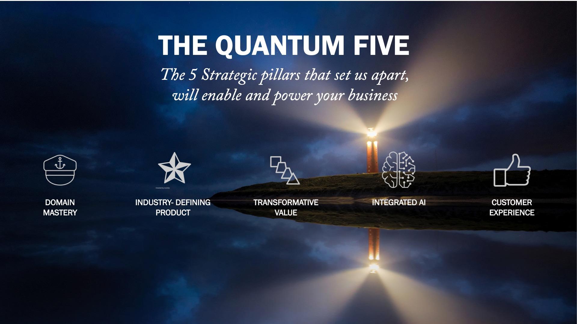 The Quantum Five
