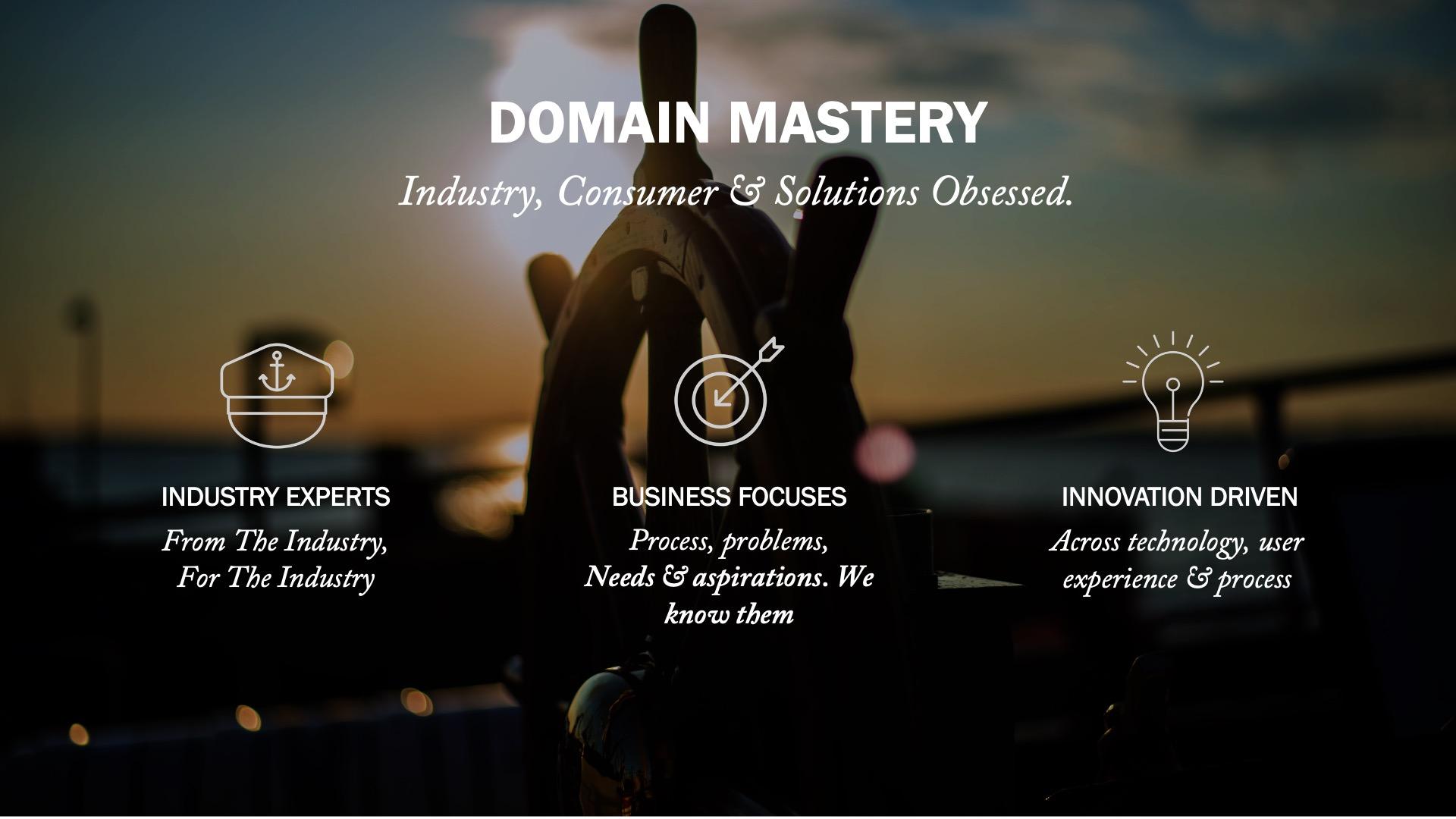 Quantum's domain mastery