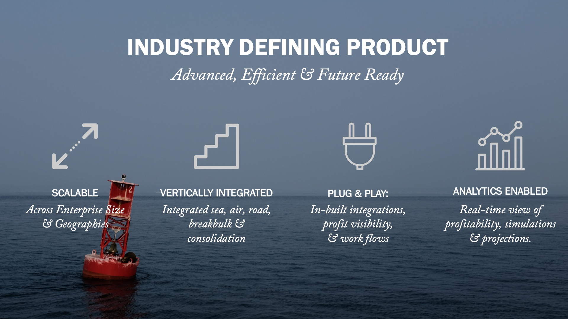 Industry Defining Product
