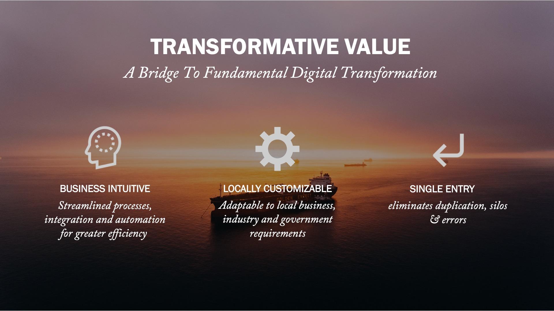 Transformative Values